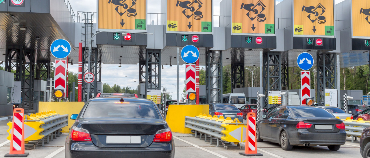 Contactless Payment at Toll Plazas