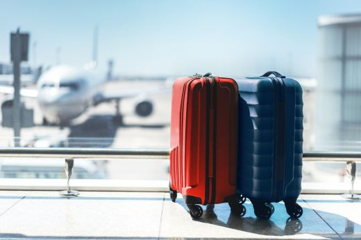RFID based Baggage Tracking at airports