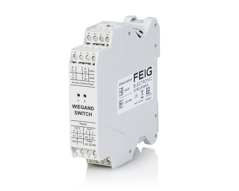 Wiegand Switch Id Isclrws A Identification Products Feig Electronic Switching Circuits Pdf Data Sheet 2 Mb